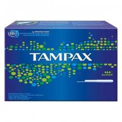Maxi Pack 60 Tampons de Tampax de taille SuperavecApplicateur sur 123 Couches