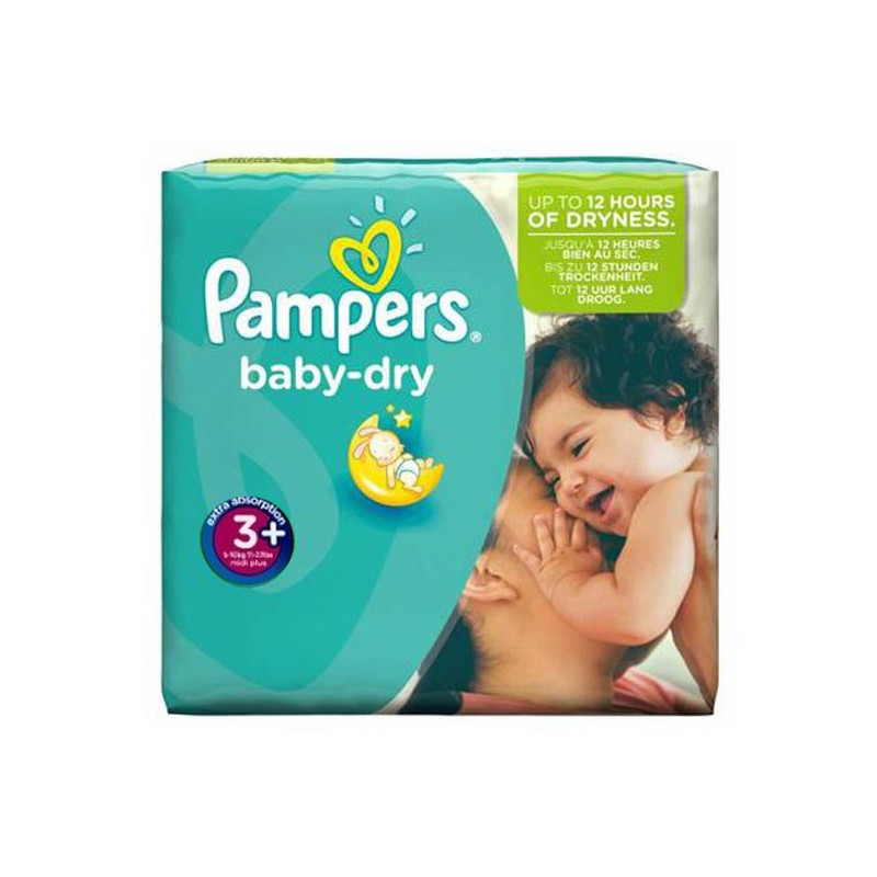 Couches pampers baby dry taille 3 petit prix 68 couches sur 123couches - Couche pampers baby dry taille 3 ...