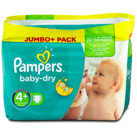 Couches pampers baby dry taille 4 pas cher 210 couches sur 123couches - Couche pampers pas cher taille 4 ...