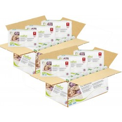 Giga pack 1200 Couches bio écologiques Swilet taille 1 sur 123 Couches