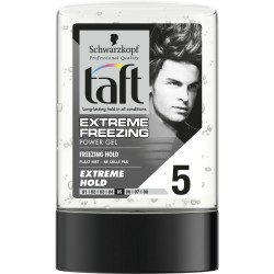 Taft Gel 300 ml Extreme Freezing N°5 sur 123 Couches