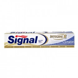 Dentifrice Signal Integral 8 Complet sur 123 Couches