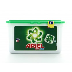 Ariel Liq Tabs 40 Excel Tabs Regular (1004 gr) sur 123 Couches