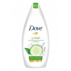Dove Douche 250 ml Go Fresh Cucumber & Green Tea sur 123 Couches