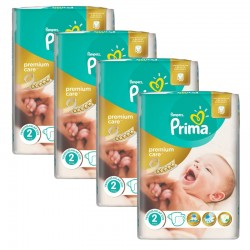 Giga Pack 110 Couches Pampers Premium Care Prima sur 123 Couches