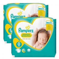 Pack 48 Couches New Baby Premium Protection sur 123 Couches